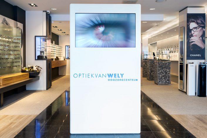 Optiek van Wely_Roosendaal_vorig interieur
